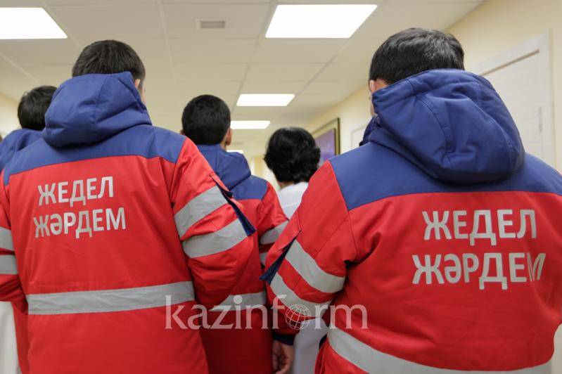 Пункты скорой помощи в Павлодарской области работают в усиленном режиме