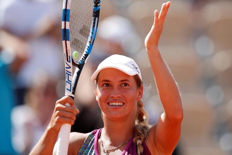 澳网:普婷塞娃成功晋级第三轮