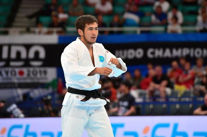 Kazakh judoka propels into Tel Aviv Judo Grand Prix 2020 final