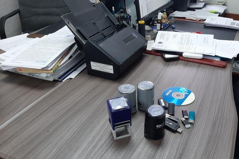 Преступная группа выписывала фиктивную бухгалтерскую документацию в Усть-Каменогорске