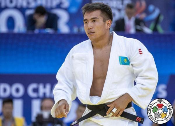 Дзюдо: Ерлан Серікжанов Тель-Авивте Гран-при турнирінің күміс жүлдегері атанды