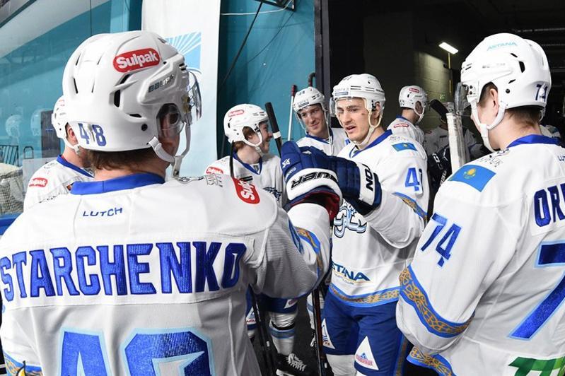 ҚХЛ: «Барыс» СКА командасынан жеңіліп қалды