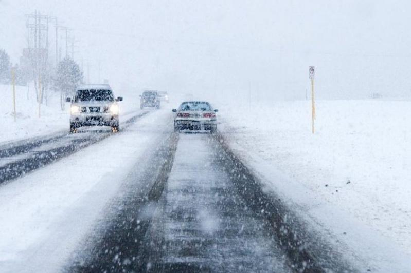 3 regions close down highways due to bad weather