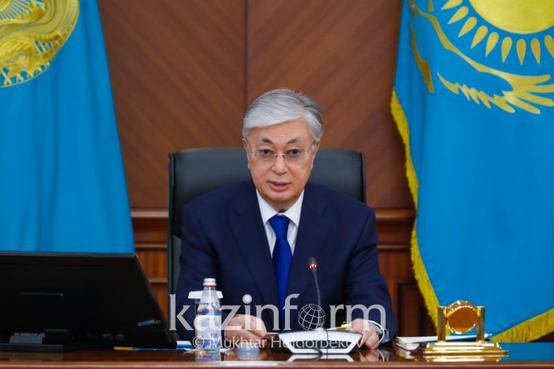 Национальный фонд является безальтернативным институтом – Касым-Жомарт Токаев