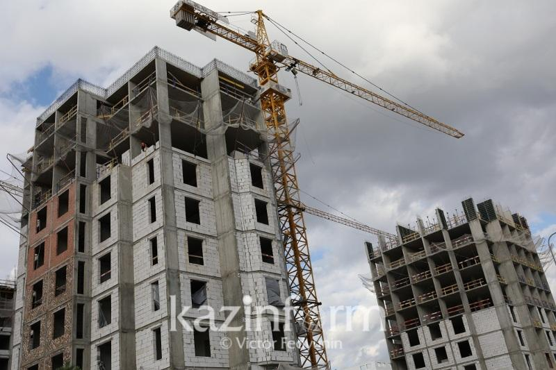 Kazakhstan to build 15 mln square meters of housing in 2020
