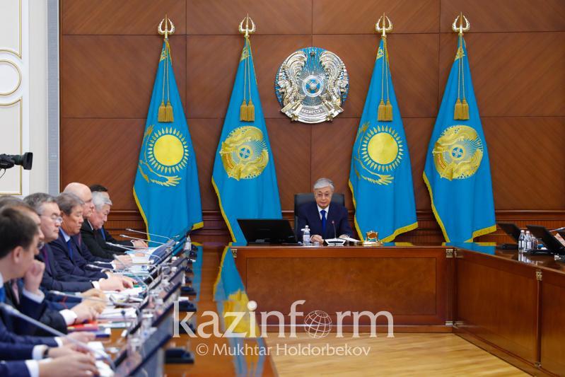 Мемлекет басшысы Алтай Көлгіновке қаланы абаттандыруға қатысты міндеттер жүктеді