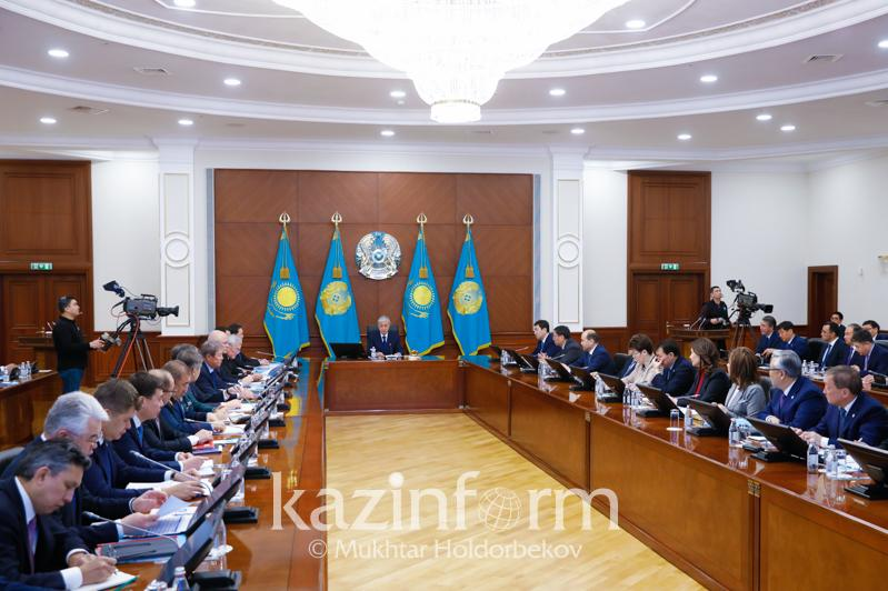 Kazakhstan to set up socioeconomic reforms analysis and monitoring centre