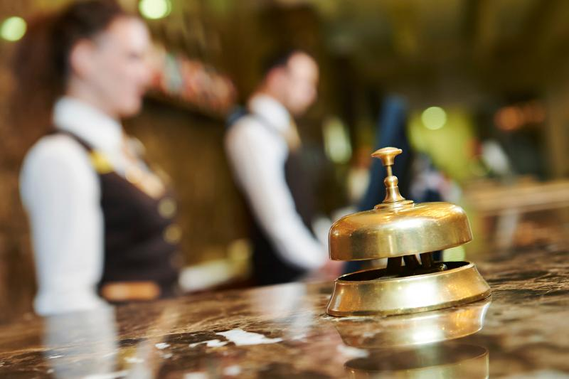 Столичные гостиницы в прошлом году приняли около миллиона туристов