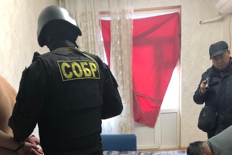 Наркосбытчики пытались наладить поставки «синтетики» в Актау