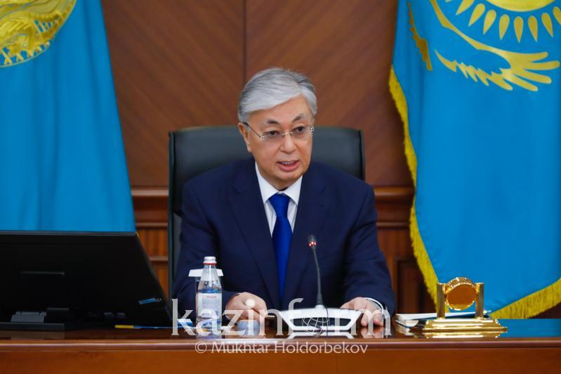 Правительство должно провести инвентаризацию в соцсфере – Касым-Жомарт Токаев