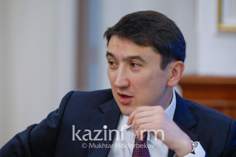 Об основных рисках в системе использования водных ресурсов рассказал Магзум Мирзагалиев