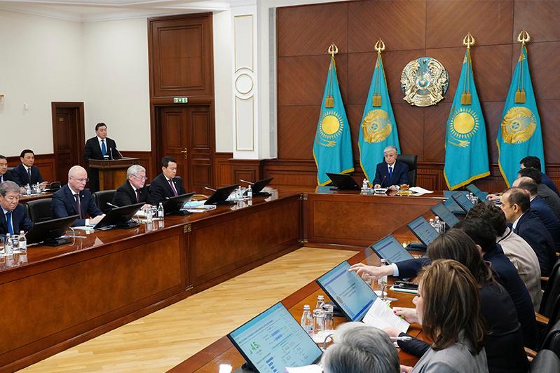 По развитию экономики Жамбылская область входит в число лидеров
