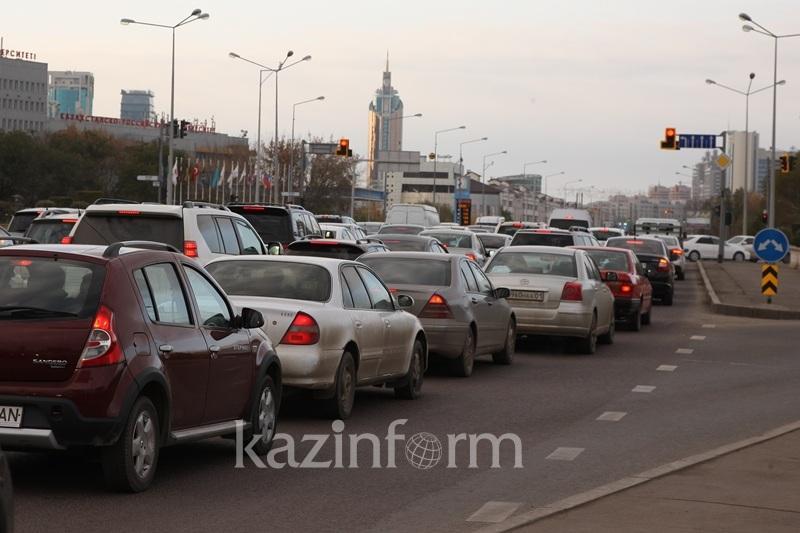 Проспект Кабанбай-батыра в столице расширят до 8 полос