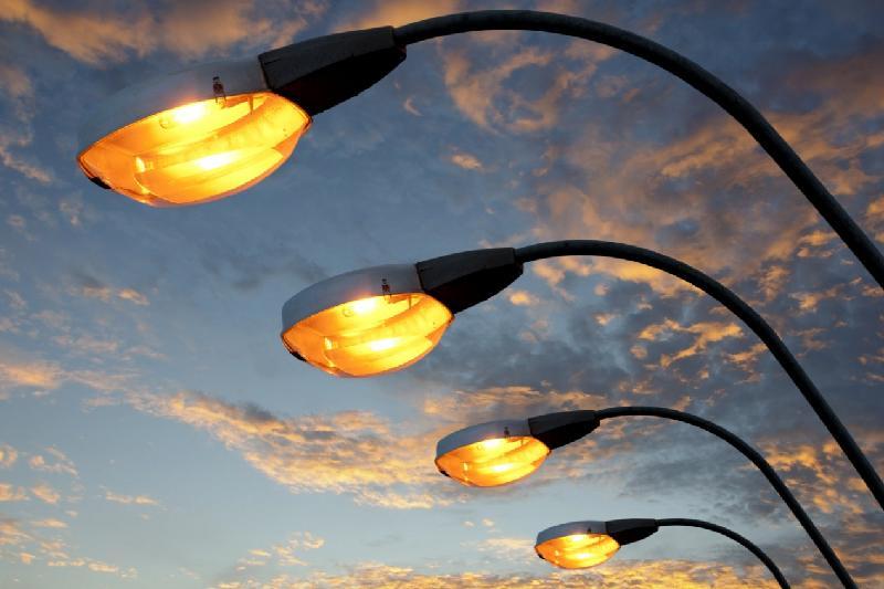 В Алматы освещение получили более 320 улиц