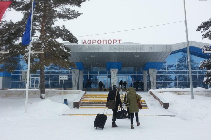 В аэропорту Костаная прошли учения в связи с коронавирусом в Китае