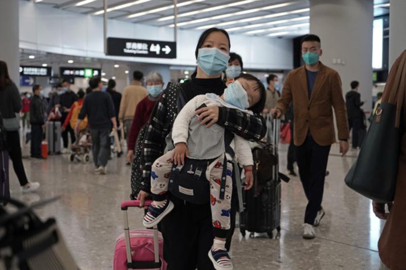 Қытайдағы коронавирусты 830 адам жұқтырып, 25 адам көз жұмған – ҚР СІМ