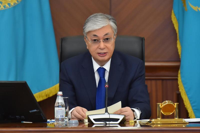 Полный текст выступления Президента на расширенном заседании Правительства РК