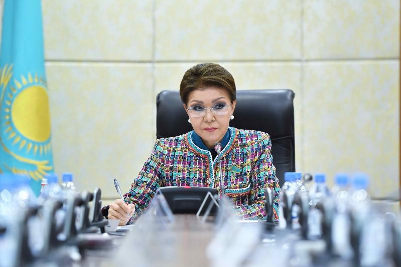 Дарига Назарбаева: Нам сегодня нужна скорость, а цифровизация это позволяет сделать