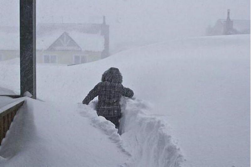 15 человек спасли из снежных заносов в Алматинской области