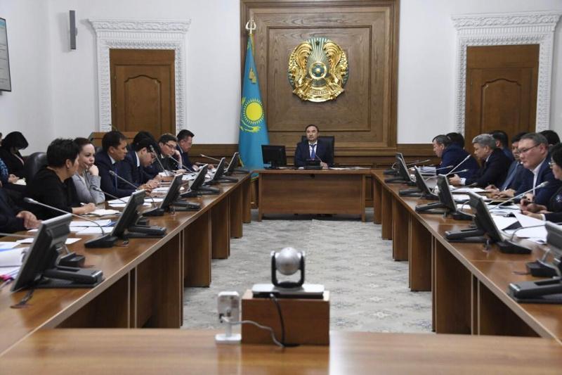 Какие вопросы здравоохранения рассмотрели в Алматы
