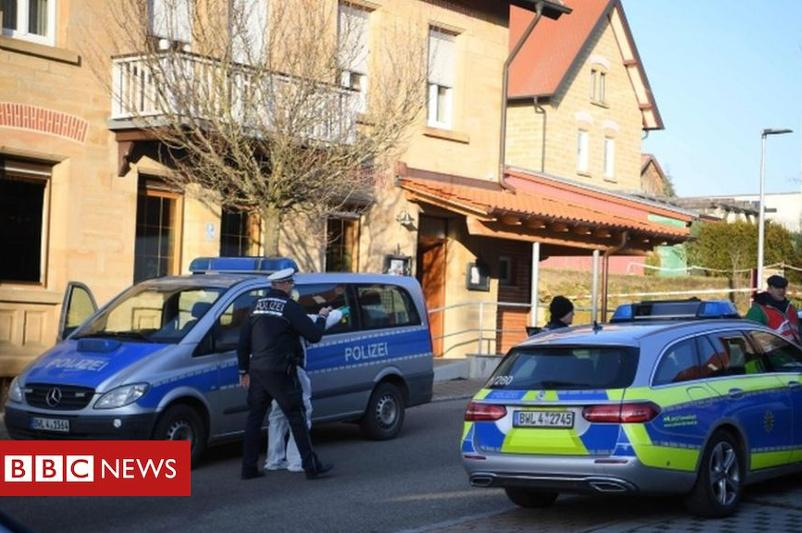 6 reported dead in shooting in Germany's Baden-Wuerttemberg