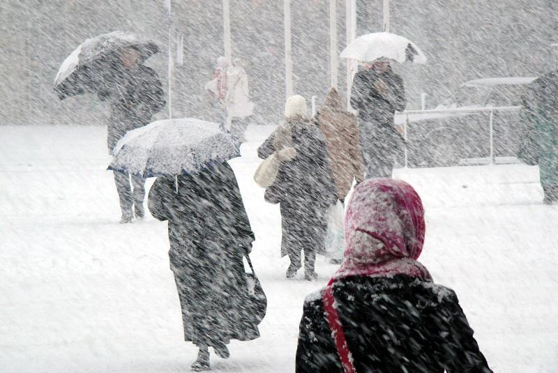 Снегопады и метели не покидают Казахстан: прогноз погоды на 25-27 января