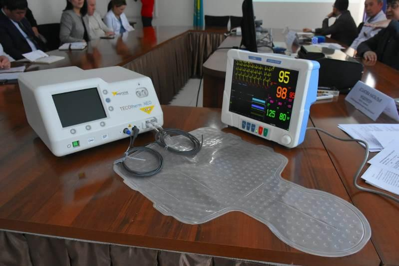 Спасать новорожденных в Атырау поможет терапевтическая гипотермия