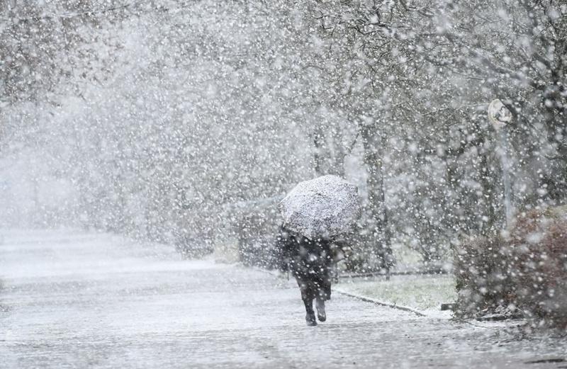 Снегопад ожидается в Казахстане в субботу