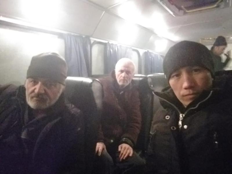 Граждан Турции и Германии спасли на трассе в Акмолинской области