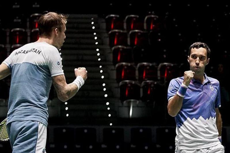 Теннис: Бублик пен Кукушкин жұбы Аустралия чемпионатының үшінші айналымына өтті