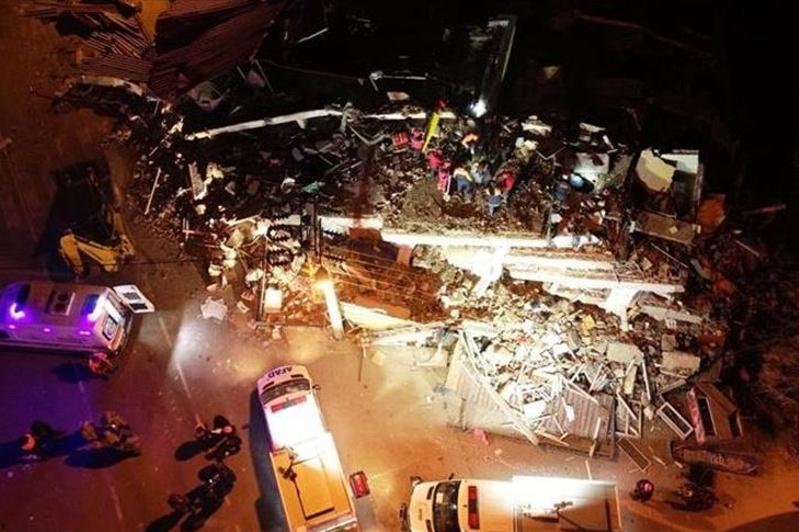 At least 19 dead as earthquake hits eastern Turkey
