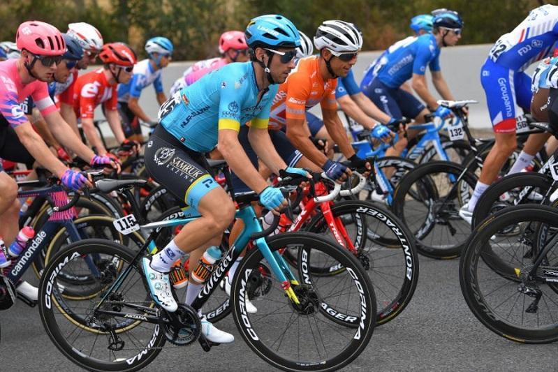 Astana's Felline 9thin dramatic stage 5 final of Santos Tour Down Under