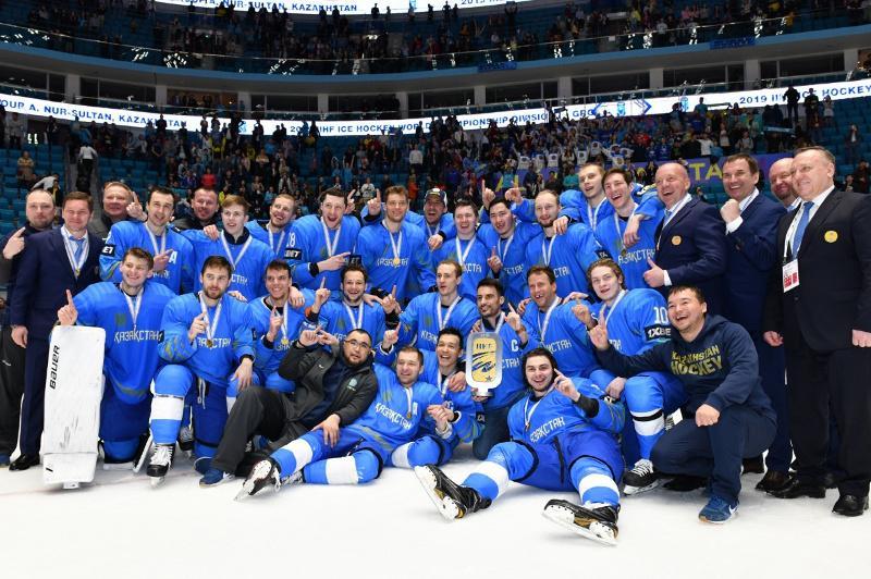 Матчи сборной Казахстана по хоккею в квалификации на Олимпиаду покажут в прямом эфире