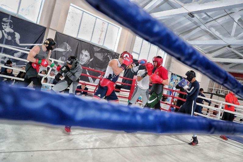 Казахстанские боксёры поборются за олимпийские лицензии в Иордании