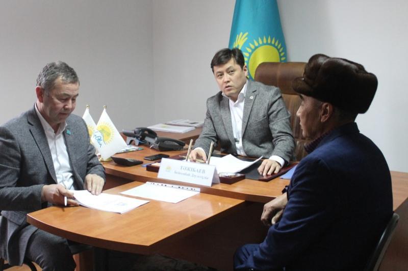 К реализации проекта «Қамқорлық» приступили в Туркестанской области