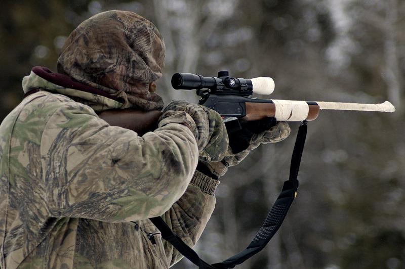 Акмолинец застрелил волка на территории охотничьего хозяйства