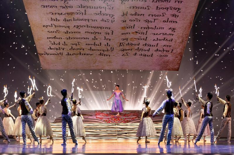 Золушка, Бах и гастроли: февраль с театром «Астана Балет»