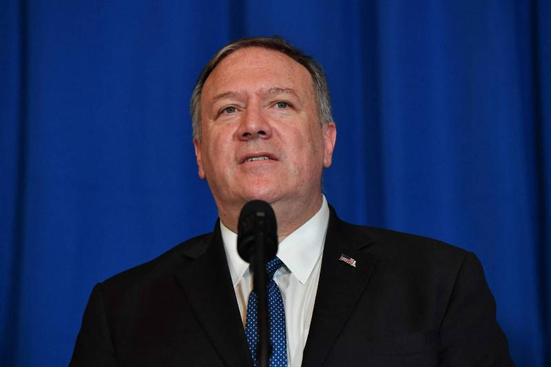 Названа дата визита госсекретаря США Майка Помпео в Казахстан