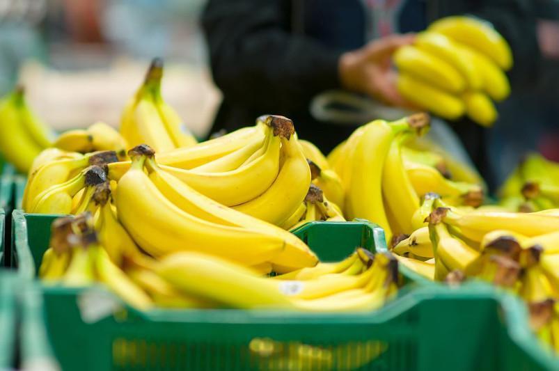 Информацию о зараженных бананах опровергли в Минздраве
