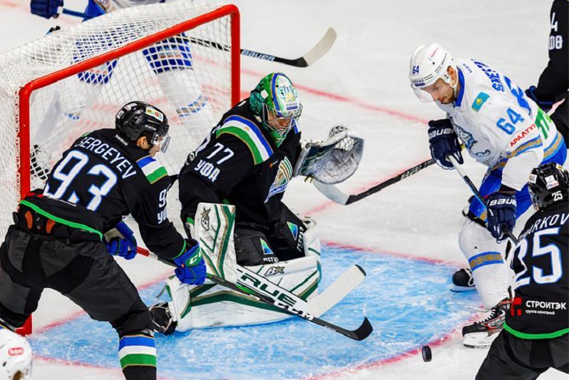 KHL: Barys lose on road again