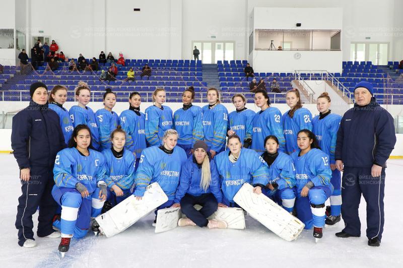 Казахстанские хоккеистки уступили в первом матче молодежного ЧМ в Нидерландах