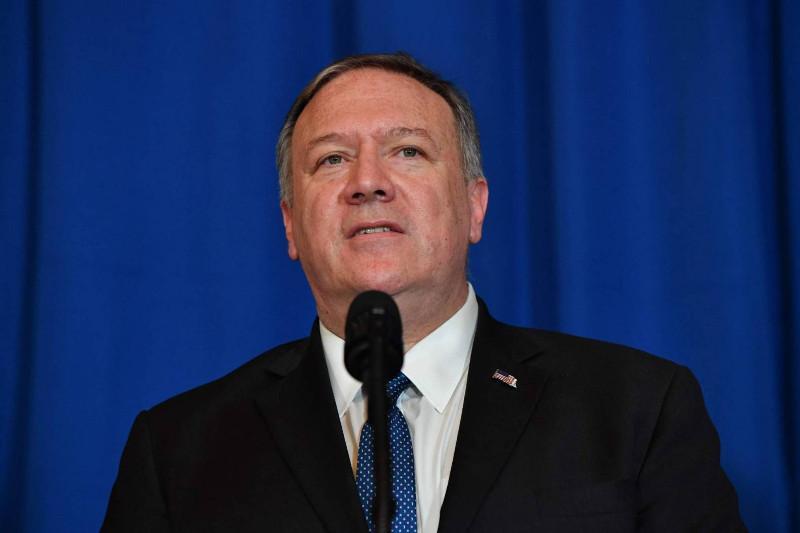 外交部:美国国务卿蓬佩奥2月初访问哈萨克斯坦
