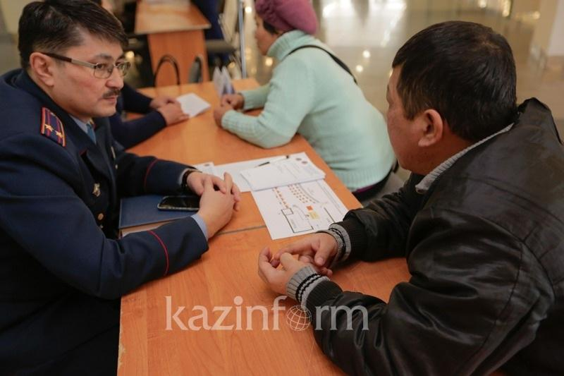 Павлодарские волонтёры и полицейские вместе будут искать пропавших людей