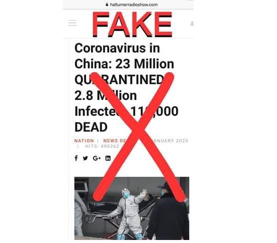 Минздрав РК: Информация о более 2,8 млн инфицированных пневмонией в Китае - фейк