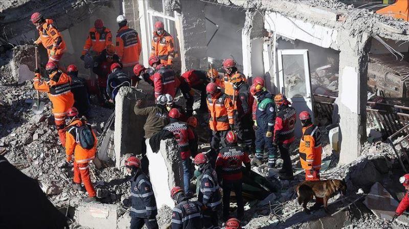 Минздрав Турции: Жертвами землетрясения стали 38 человек