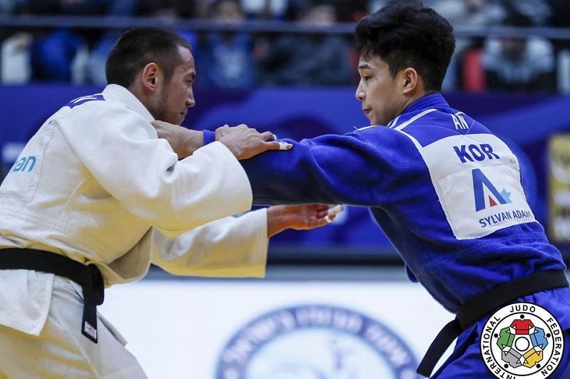 Ерлан Серікжанов Халықаралық дзюдо федерациясы рейтингісінде үздік ондыққа енді