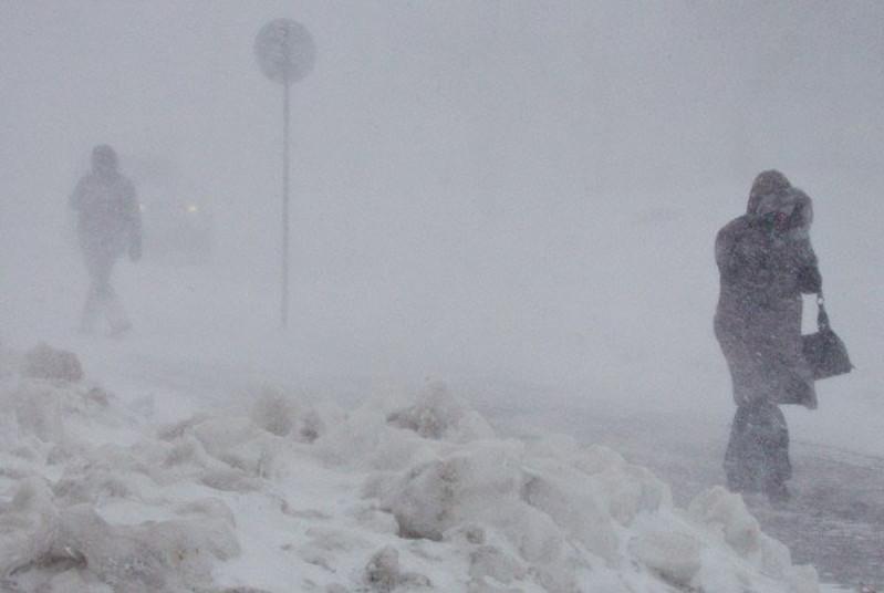 В Нур-Султане объявлена ЧС в связи с бураном