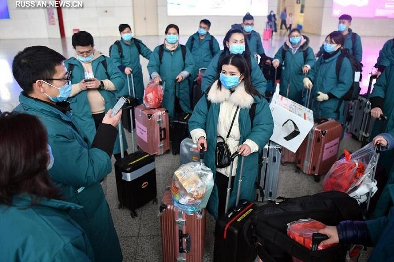 Гонконг ввел запрет на въезд из провинции Хубэй из-за коронавируса
