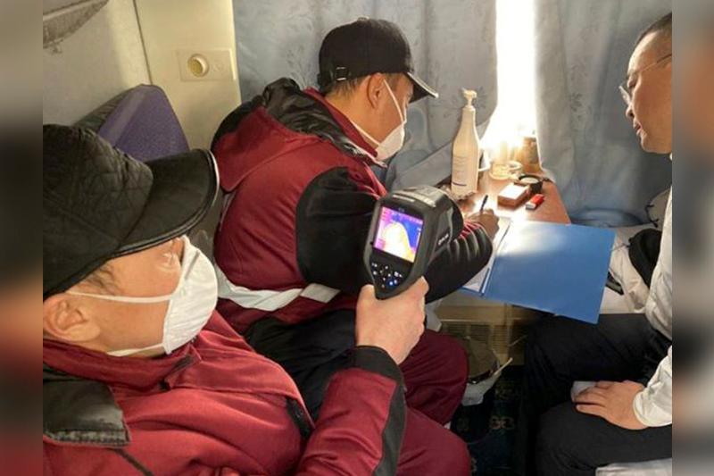 Коронавирус: Минздрав усилил контроль на границе с Китаем