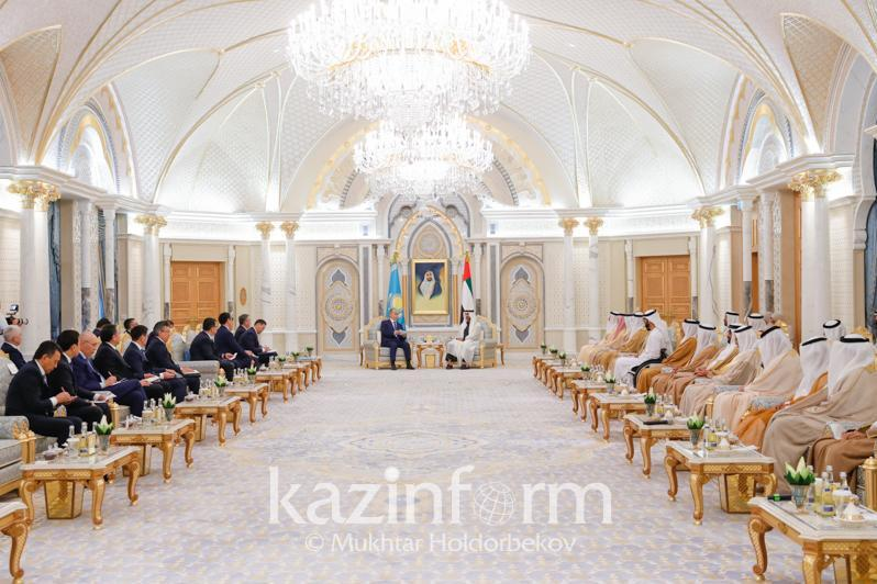 Nur-Sultan, Abu Dhabi established open and meaningful dialogue – President